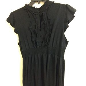 Sam & Max sleeveless black dress - size 1X